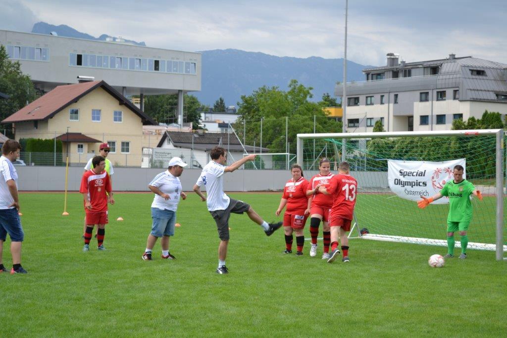 Fussball In Salzburg