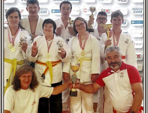 Judoclub Neunkirchen hat sechs neue österreichische Meister