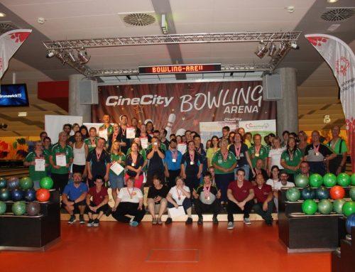 Rekordteilnehmerfeld beim Bowlingturnier in Kärnten