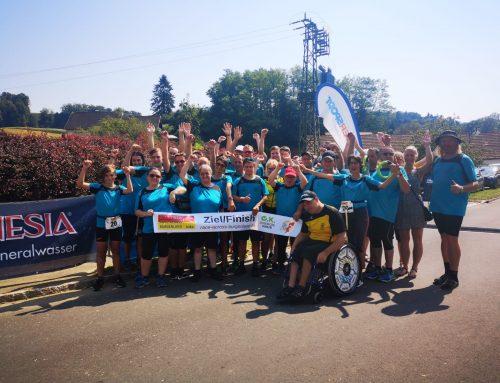 Special Olympics Burgenland und Team Dornau Teil des Burgenländischen Schiverbandes