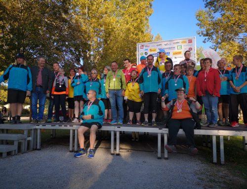 Beim Apfellandlauf in Stubenberg fühlten sich alle als Sieger