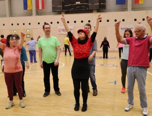 Gelungener Tanzworkshop in St. Pölten macht Lust auf mehr