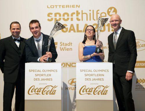 """Gabriele Kopf und Paul Vogl sind unsere """"Sportler des Jahres"""""""