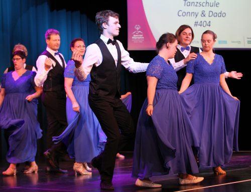 Special Olympics Tanzsport-Meisterschaft verzauberte