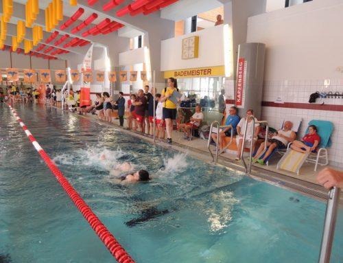 In Kapfenberg wurden die schnellsten Schwimmer ermittelt