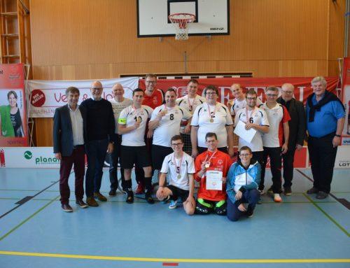 Vorarlberger holen sich den ersten Floorball-Meistertitel von Special Olympics Österreich