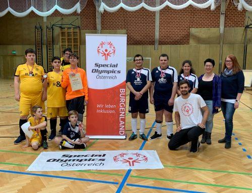 Schüler der ASO Oberpullendorf bei inklusivem Fußballturnier erfolgreich