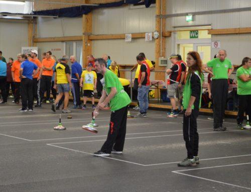 20. Special Olympics Stocksport Meisterschaften in Steegen/Peuerbach