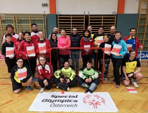 Special Olympics Übungsleiterkurs: Bereits der 3. Kurs erfolgreich abgeschlossen