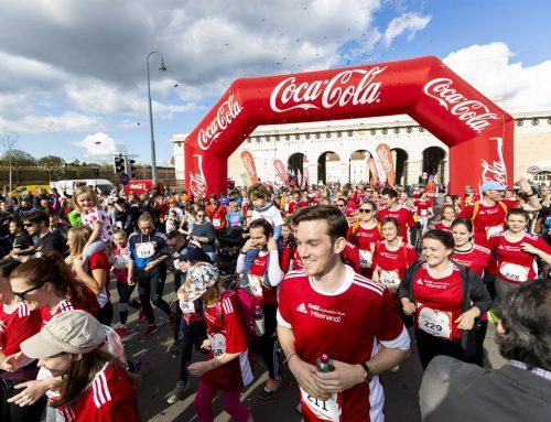 """Noch 50 Tage: Der Coca-Cola Inclusion Run beim Vienna City Marathon setzt auch 2020 ein Zeichen für ein offenes """"Miteinand!"""""""