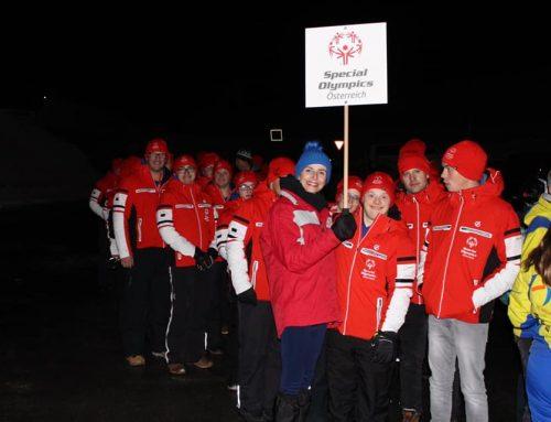 Special Olympics Österreich bei den Nationalen Winterspielen von Liechtenstein