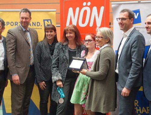 Junge Reiterin gewinnt NÖN-Sportlerwahl 2019