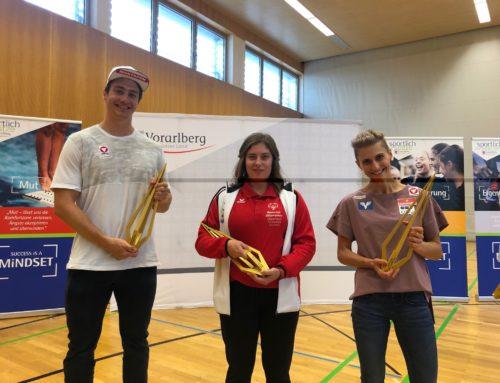 Desiree Bösch ist Special-Olympics-Sportlerin des Jahres 2019 in Vorarlberg