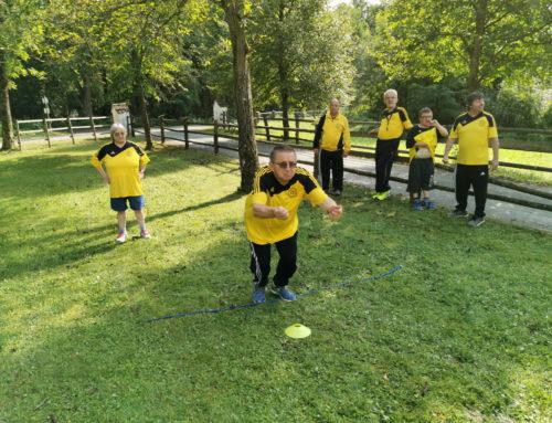 Zweiter Special-Olympics-Sporttag im Wohnheim Dornau