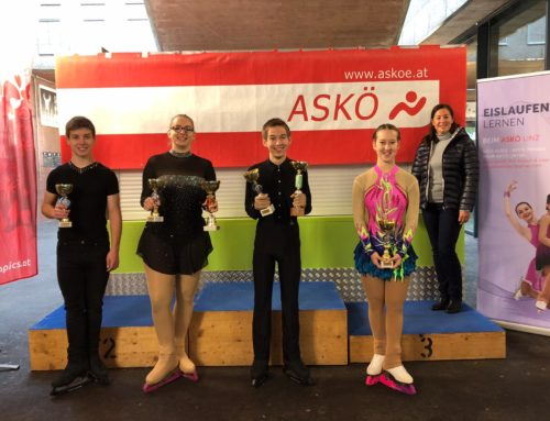 Lentia Cup in Linz war ein voller Erfolg!