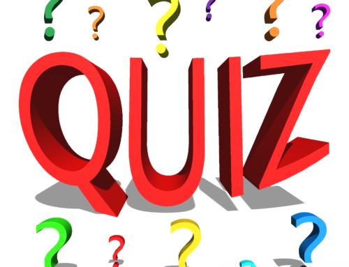 10 Tage, 10 Fragen – das ist unser lustiges Lockdown-Quiz!