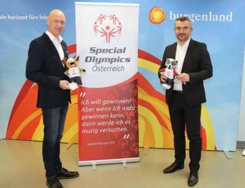 Nationale Sommerspiele von Special Olympics Österreich finden 2022 erstmals im Burgenland statt