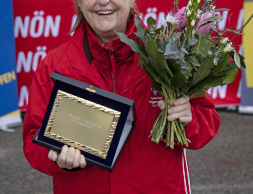Gabriele Seitz gewann bei der NÖN-Sportlerwahl