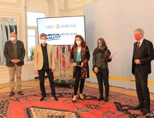 Land Kärnten ehrte die Sportlerinnen und Sportler des Jahres 2020