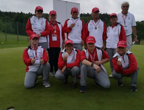Vorarlbergs Golfer triumphierten in Graz bei den Sport Austria Finals