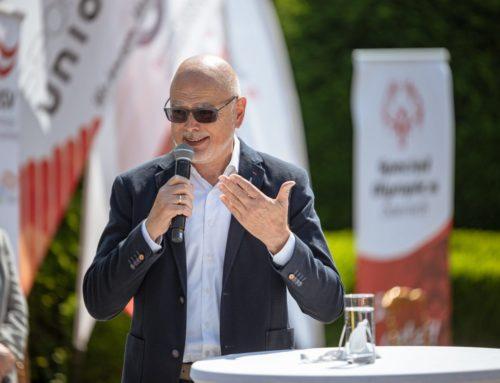 Special Olympics Österreich wählte einen neuen Vorstand – Peter Ritter ist nun  auch offiziell neuer Präsident